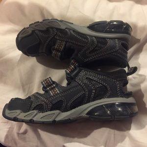 Stride Rite Shoes - Stride Rite Toddler Tech Boy Size 10 Sandals GUC